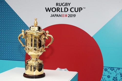 IRB Rugby World Cup Betting Odds