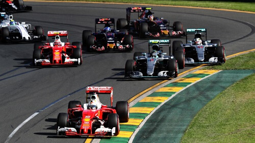 Motorsport Sports Betting Sites