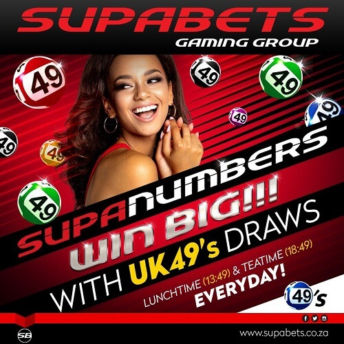 Supabet Sports Betting Website