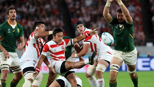 Rugby World Cup Recap – QF Results