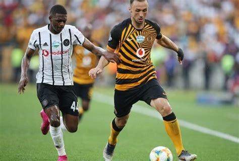Kaizer Chiefs Vs Orlando Pirates Preview