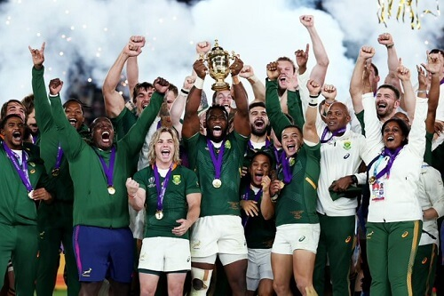 Springboks Win 2019 Rugby World Cup