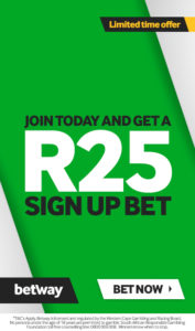 Betway Sign Up Bet